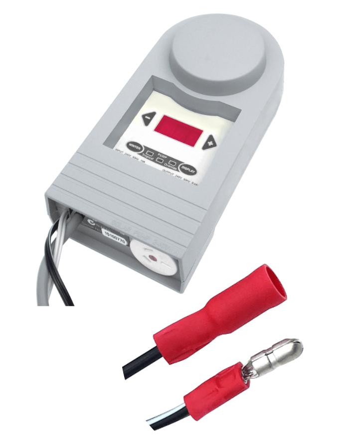 ascon controller temperature sensor