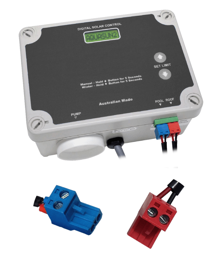 dontek controller temperature sensor